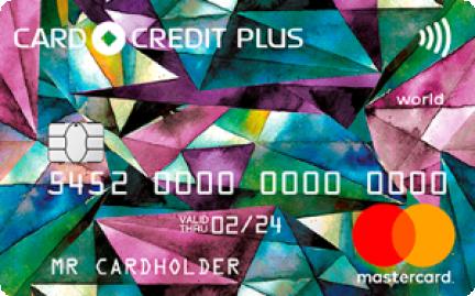 Card Credit Plus